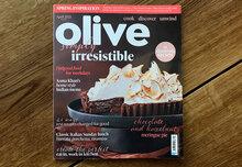 <cite>Olive</cite> magazine, April 2021
