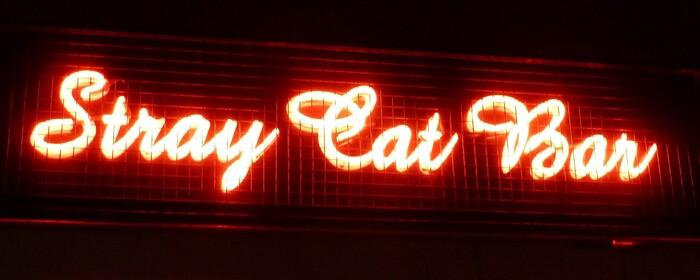Stray Cat Bar, Zürich 3