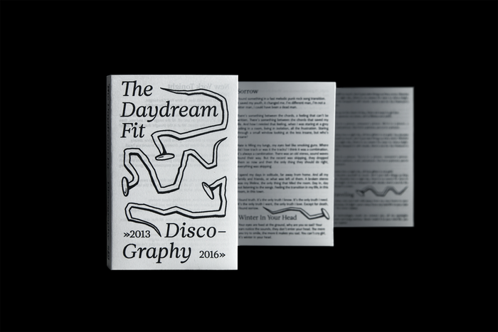 The Daydream Fit – Discography 2013–2016 3
