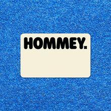 Hommey branding