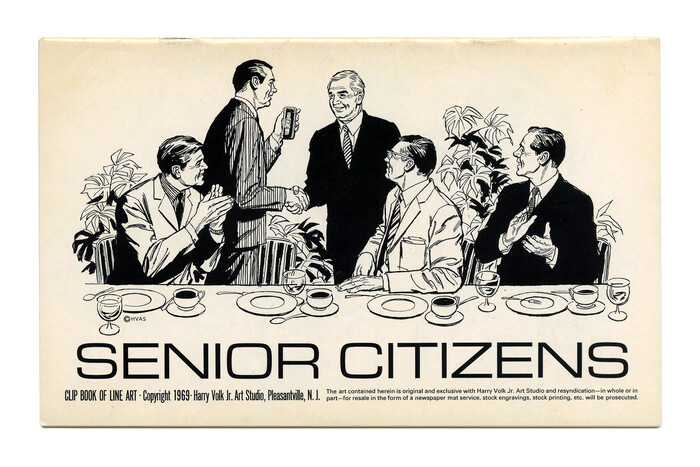 """Senior Citizens"" (No. 503) ft. ."