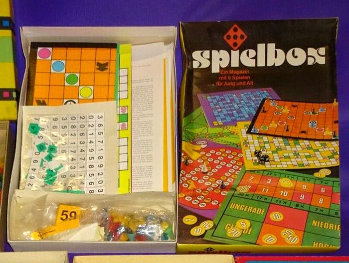 Spielbox game compendium 2