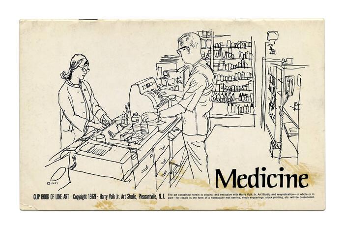 """""""Medicine"""" (No. 508) ft. ."""