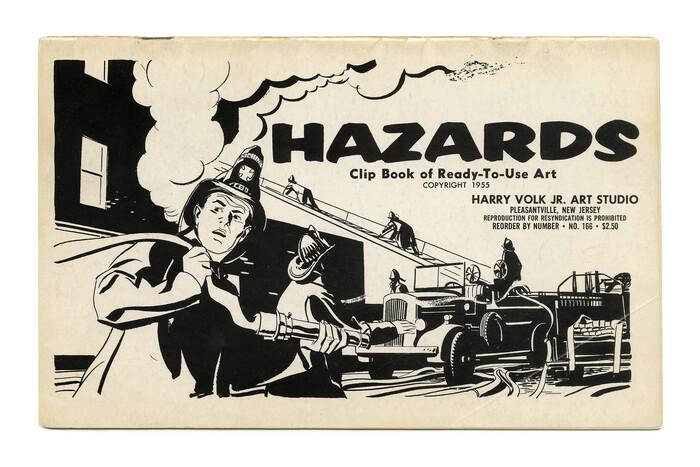"""""""Hazards"""" (No. 166) ."""