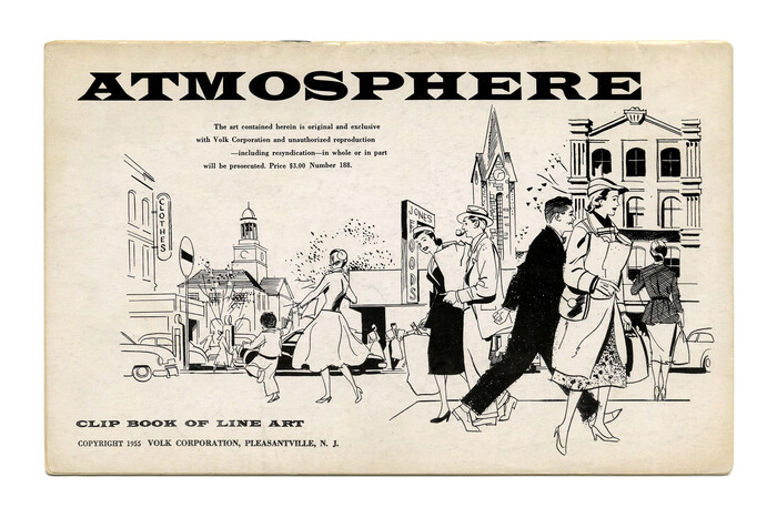 """""""Atmosphere"""" (No. 188) ft ."""