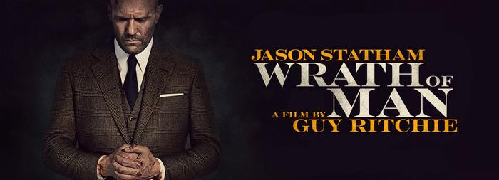 Wrath of Man (2021) movie poster 1