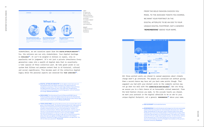Department of Digital Remains thesis 7