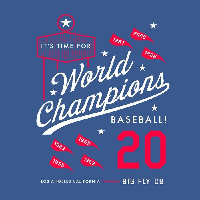 """""""It's Time for World Champions Baseball"""" T-shirt 2"""