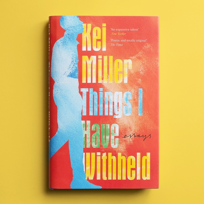 Things I Have Withheld by Kei Miller (Canongate) 1