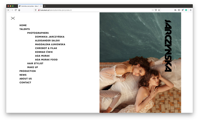Buku Team website 6