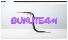 Buku Team website