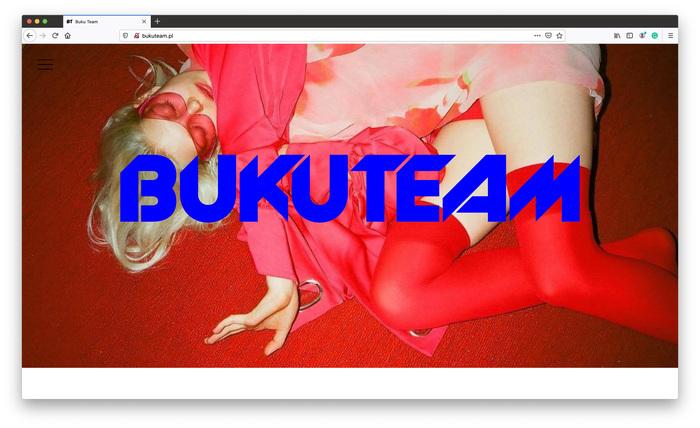 Buku Team website 3
