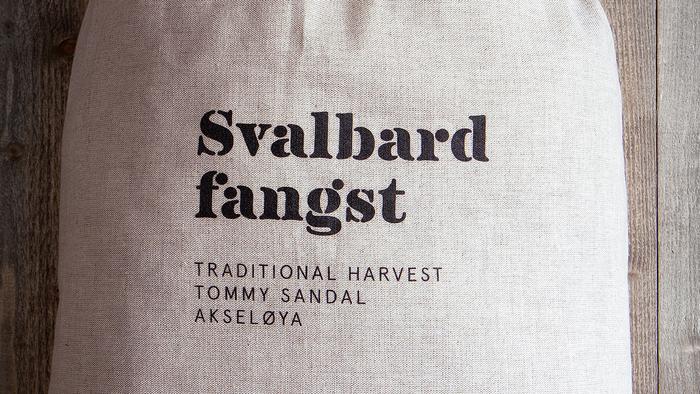 Svalbard Fangst 1