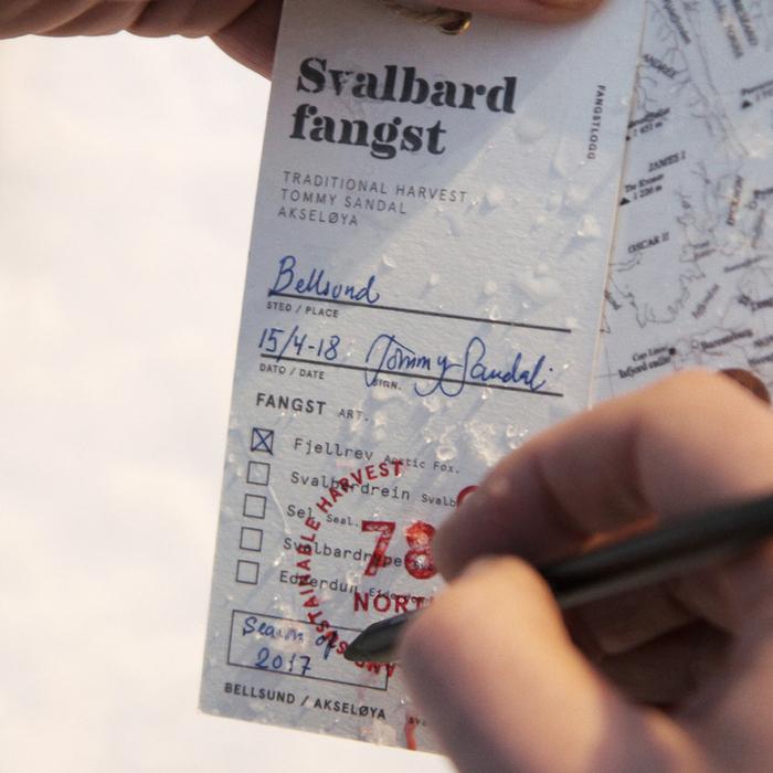 Svalbard Fangst 2