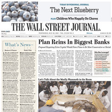 <cite>The Wall Street Journal</cite> (2007)
