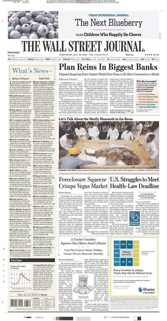 The Wall Street Journal (2007) 1