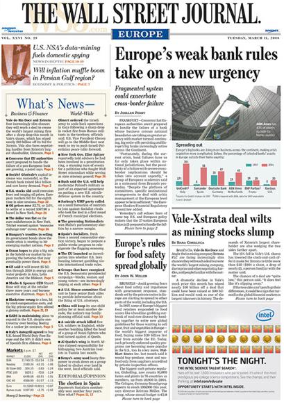 The Wall Street Journal (2007) 2