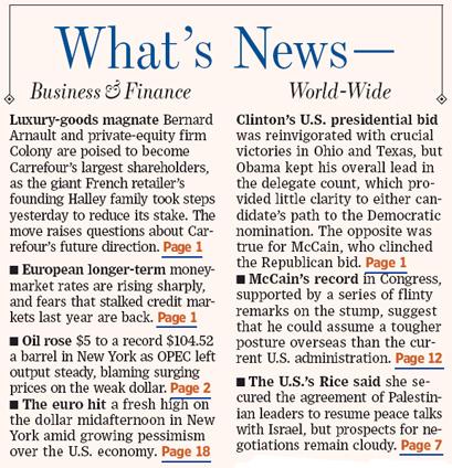 The Wall Street Journal (2007) 3