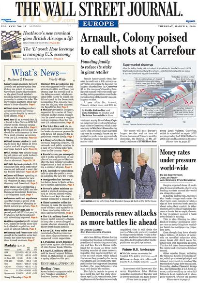 The Wall Street Journal (2007) 4