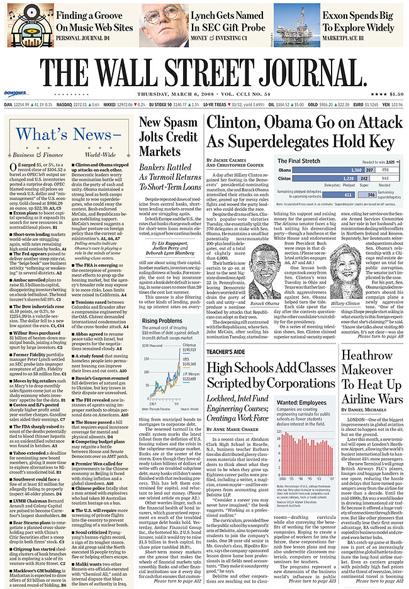 The Wall Street Journal (2007) 5