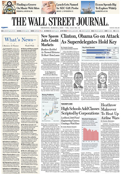 The Wall Street Journal (2007) 5
