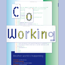 <cite>Coworking. Another world is happening</cite>
