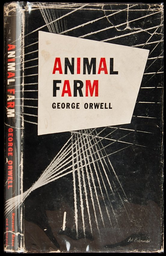a discussion on napoleon as george orwells main villain in animal farm The universal message of george orwell's animal farm is that all violent revolutions which aim to and initially succeed in overthrowing repressive 2napoleon stands for josef stalin the ruthless dictator who eliminated his close friend and associate leon trotsky in the power struggle to take over.
