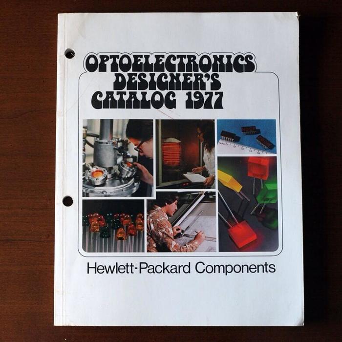 Optoelectronics Designer's Catalog 1977