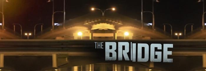 The Bridge (FX series) logo and main title 4