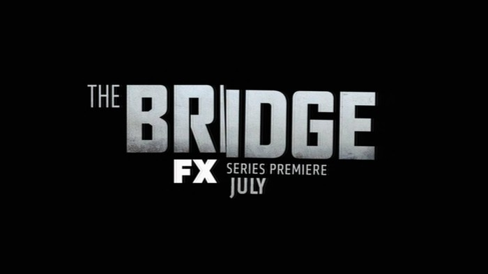 The Bridge (FX series) logo and main title 5