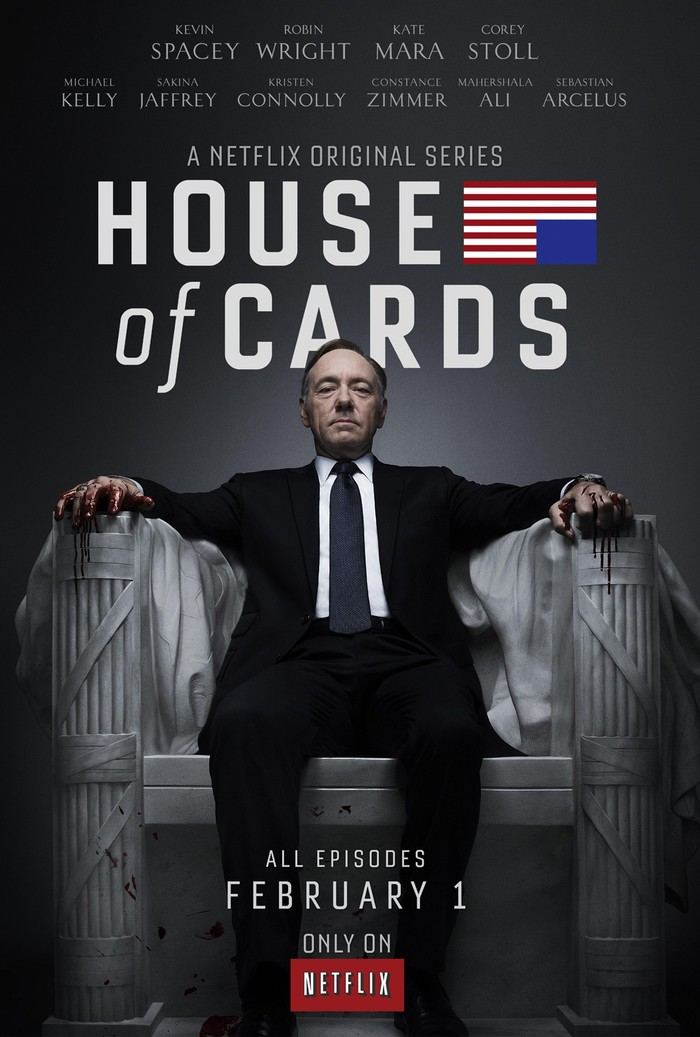 House of Cards (Netflix Series) 2