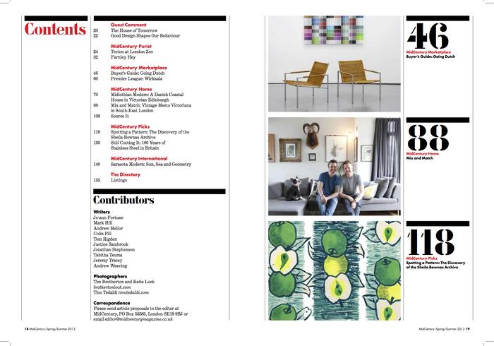 Mid Century Magazine, Issue 5 6
