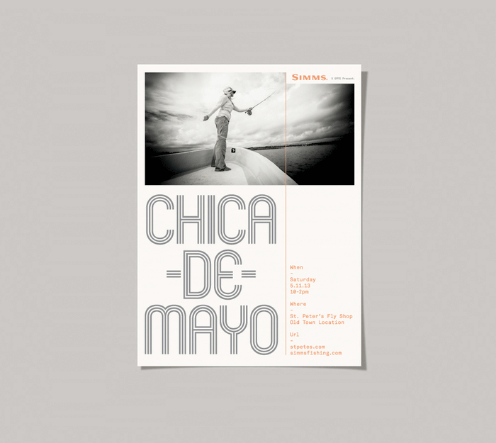 Chica De Mayo Event Identity 1
