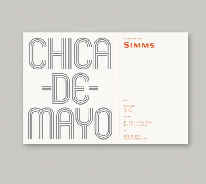 Chica De Mayo Event Identity 2
