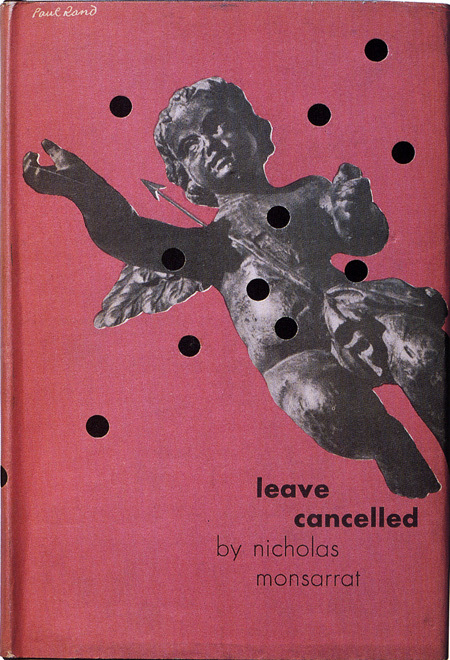 Leave Cancelled, Alfred Knopf edition