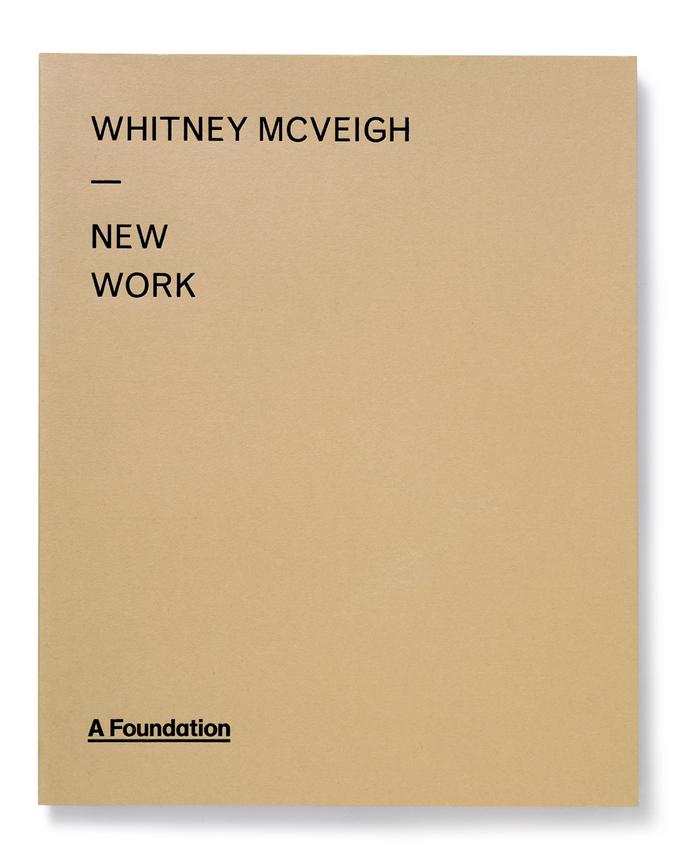 Whitney McVeigh: New Work 1