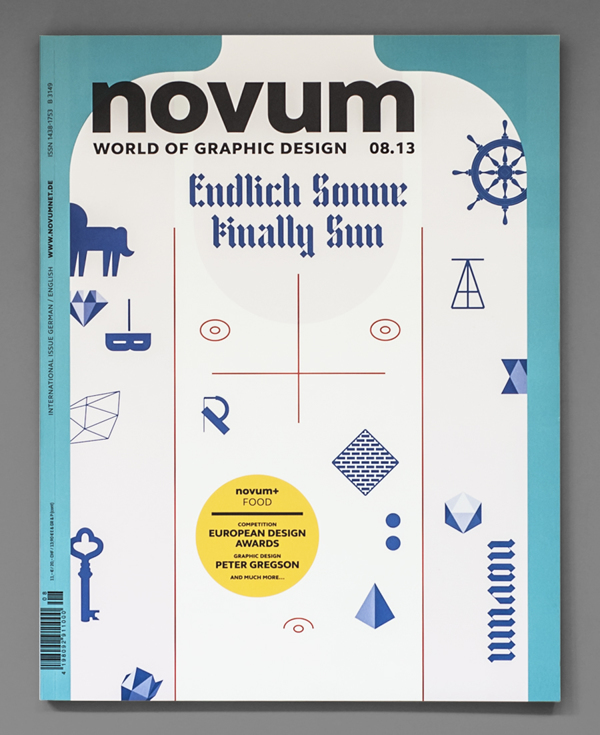 Novum magazine, Issue 8/2013 1