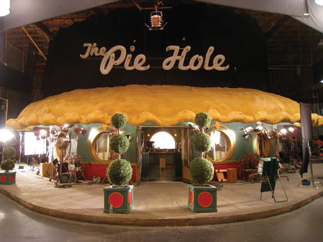 The Pie Hole from Pushing Daisies 3
