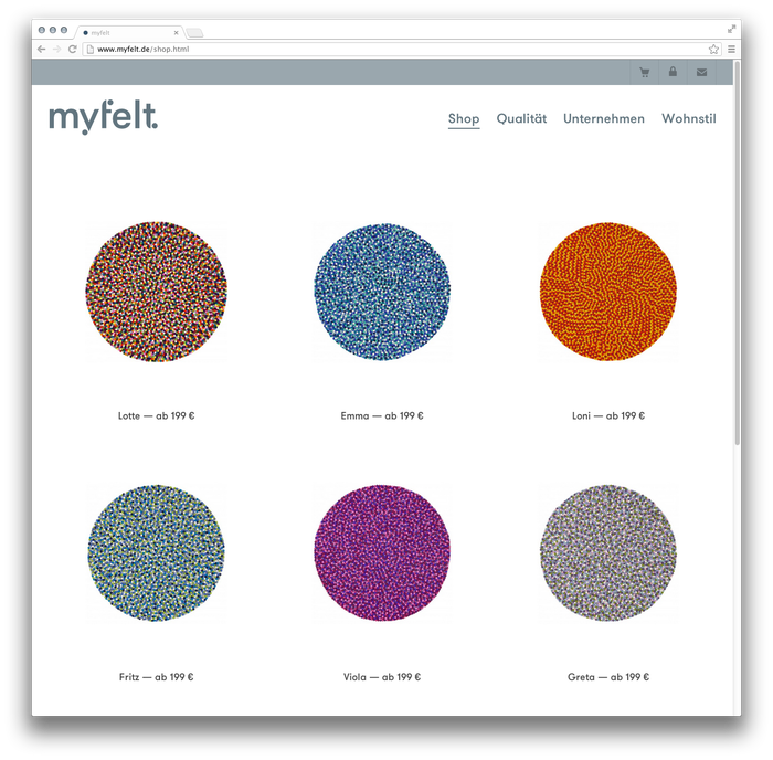 myfelt Website 7
