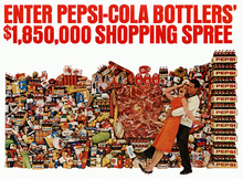 """Shopping Spree"" Pepsi ad (1964)"