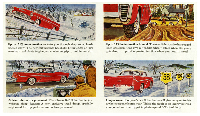 Goodyear Tires ad