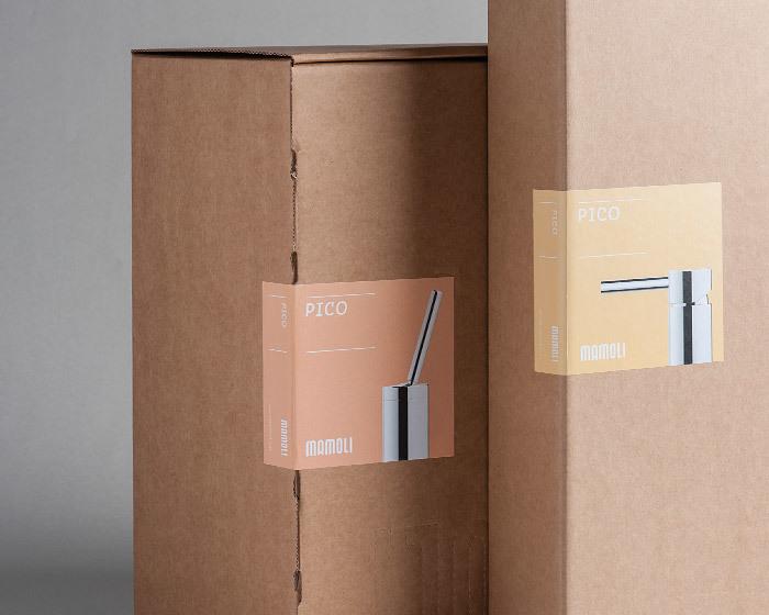 Mamoli product brochures & packaging 1