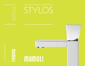 Mamoli product brochures & packaging 3