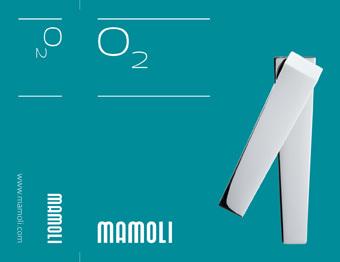 Mamoli product brochures & packaging 5