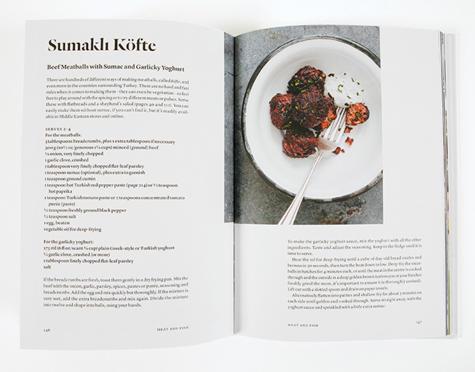 Istanbul. Recipes from the Heart of Turkey by Rebecca Seal 4