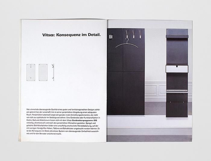 1988 Vitsœ Catalog 2