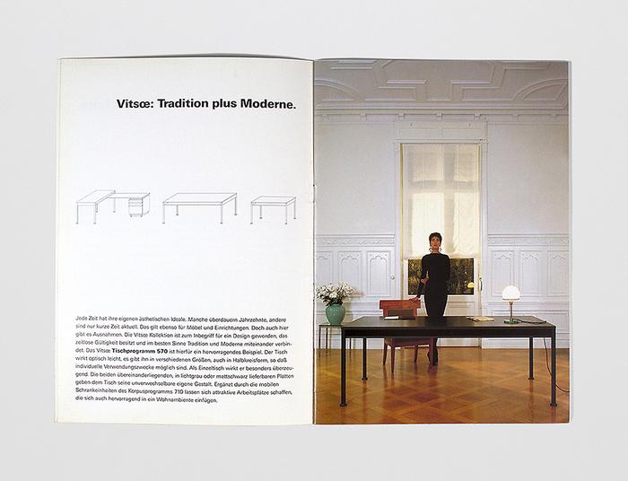 1988 Vitsœ Catalog 5