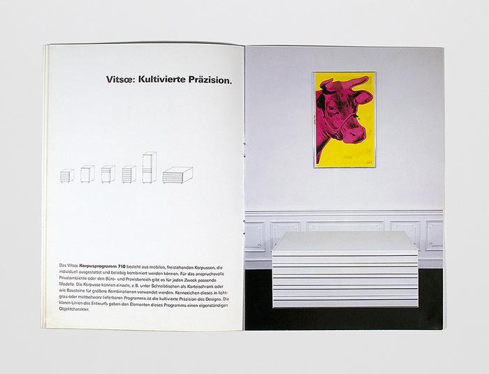 1988 Vitsœ Catalog 7