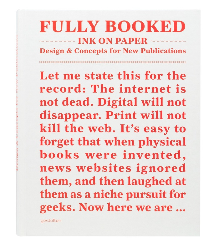 Fully Booked: Ink on Paper 1