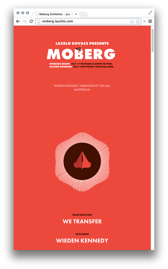 Moberg Exhibition 3